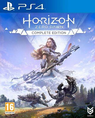 Horizon: Zero Dawn - Complete Edition (PS4)  BRAND NEW AND SEALED - IN STOCK