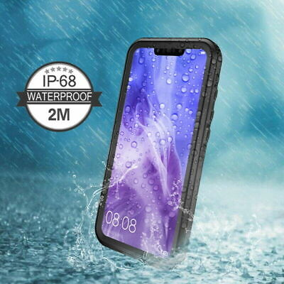 For Huawei P20 Pro Lite IP68 Waterproof Diving Rugged Armor Case Protect Cover
