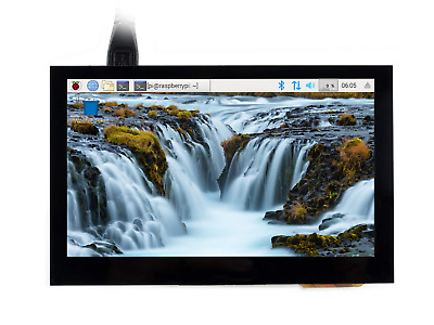 Waveshare 4.3inch HDMI LCD B 800x480 IPS Capacitive Touch Screen Monitor Display