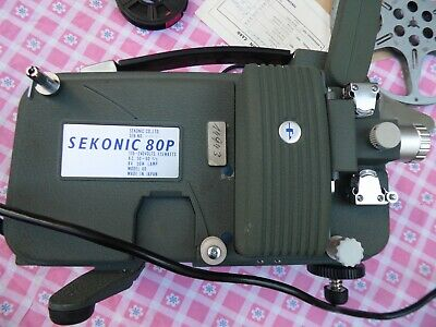 sekonic 80p film projektor movie projector ok