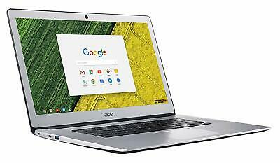 "15.6"" Acer Chromebook Intel Pentium N4200 2.5 GHz Full HD 4GB RAM DDR3 Chrome OS"