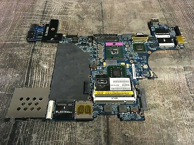 Dell 0K543N Motherboard w// Intel SLGFD 2.40GHz CPU for Latitude E6400