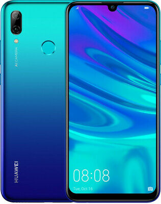 Huawei P Smart (2019) 64GB 3GB RAM Single Sim Aurora Blue, NEU Sonstige