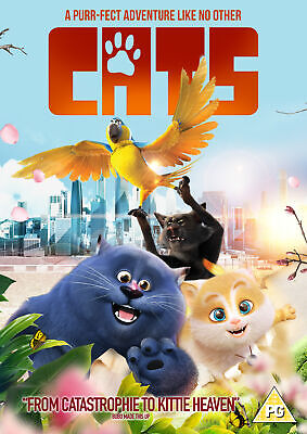 CATS (DVD) (New)