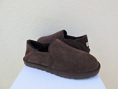 d5ee3078635 UGG SCUFF NOVELTY Stout Brown Sheepwool Slippers, Men Us 10/ Eur 43 ...