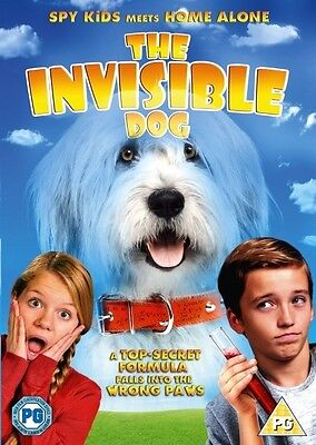 Invisible Dog, The (DVD) (NEW AND SEALED) (REGION 2) (FREE POST)