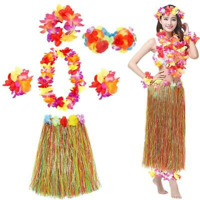 VSTON Gonna Hawaiana Ghirlanda Collane Hawaiane Festa Colorido per Donna...