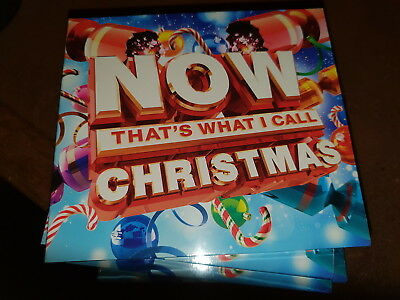 Now Thats What I Call Christmas 3Cd Set Various Artists New Sealed