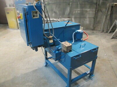 Heated Automatic Auger Parts Washer Great working condition