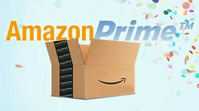 Amazon Prime and Prime Video - 6 Months - [ VIP Pass ] PRIVATE [Read 4more Info]