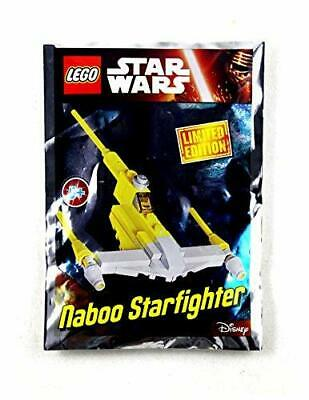 654 BNIB FOIL PACKED LIMITED EDITION NABOO STARFIGHTER