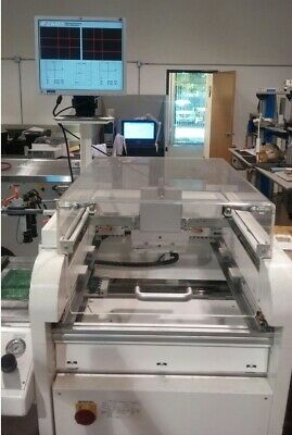 EKRA E1 SMT Semi-Automated Screen Printer, SMT PCB Stencil Printers, E-1