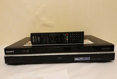 Sony Rdr-Hxd890 Hdd & Dvd Recorder Dvb Freeview Player With Remote