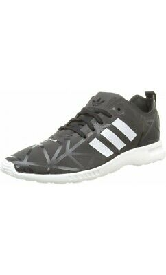 competitive price ad2ec 7400a Scarpe Donna Adidas ZX Flux Nere Smooth Torsion