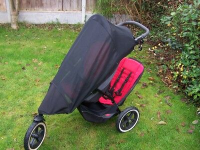 Phil And Teds Buggy Single Uv Suncover
