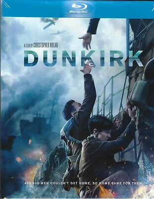 DUNKIRK 2-Disc Limited Collector's Edition DigiBook (Region Free Czech Import)