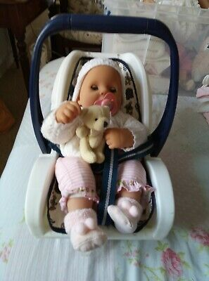 Talking Baby Doll Plus Carry Chair