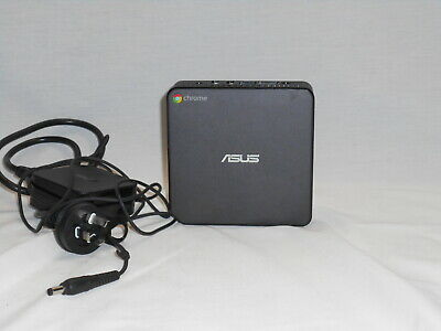 Asus Chromebox CN62 Thin Client