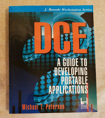1995 DCE A Guide To Developing Portable Applications