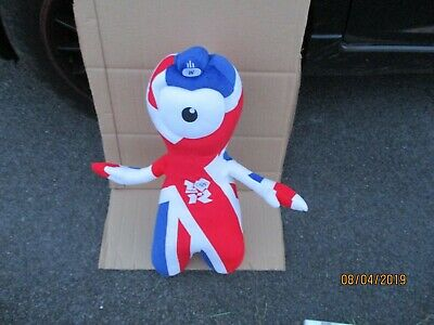 Sports Memorabilia London Olympics Mandeville Cuddly Collectable With Tags Terrific Value London 2012