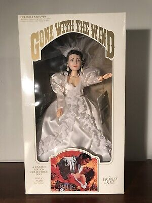 World Doll #71164 Gone with the Wind Scarlett in Box