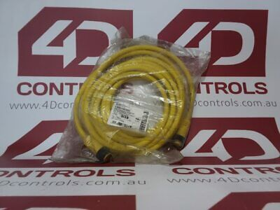 Brad Connectivity 1300100492 Double-Ended Cordset 6M Cable - New Surplus Sealed