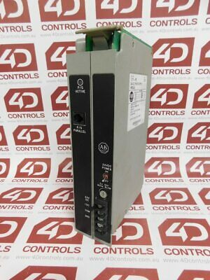 Allen Bradley 1771-P5 PLC-5 Power Supply 24V DC 2-Slot - Used - Series A