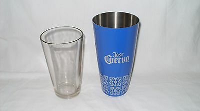 Jose Cuervo Tequila - Promo Barware Cocktail Shaker New