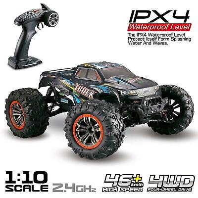 Hosim RC Monster Truck Car 1:10 Scale 4WD 2.4Ghz Off-road Remote Control Car ❤H