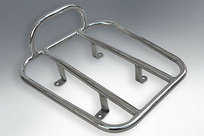 Lambretta Sprint Rack To Suit Horizontal Spare Wheel Holder In Stainless