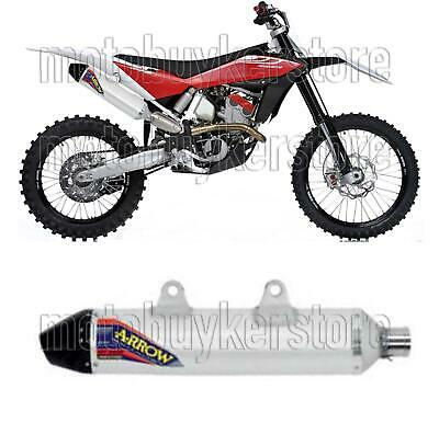 Terminale Racing 75049Tak Arrow Per Husqvarna Tc 450 2008 08