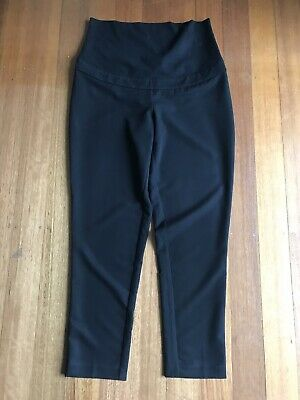 Target Collection-Black Maternity Pant-Size 10