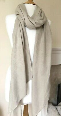 RARE/_NWT $299 ZARA AW18 LIMITED EDITION EXTRA LONG 100/% CASHMERE COAT/_ONE SIZE M