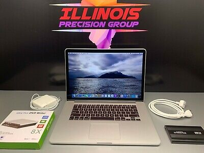 ✭ 2015 / 2016 MacBook Pro 15 3.7ghz ✭ 16GB RAM 2TB SSD ✭ Quad Core i7 RADEON R9