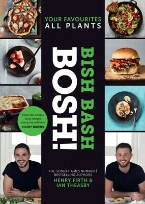 BISH BASH BOSH! by Henry Firth, Ian Theasby (Hardcover 2019)