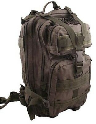 NEW Fully Stocked Tactical Trauma Kit First Aid Kit Bag