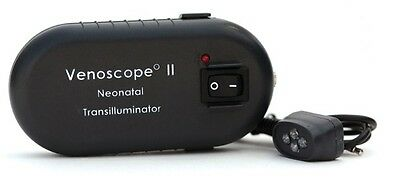 NEW Venoscope Neonatal Transilluminator Baby Vein Finder