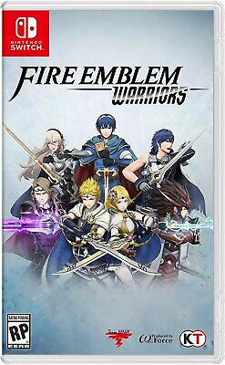 Fire Emblem Warriors (Standard Edition) for Nintendo Switch (US VERSION)