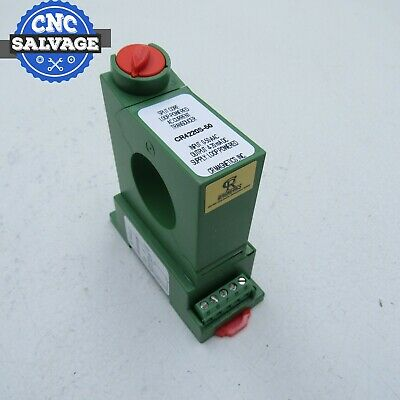 CR Magnetics Split Core- Loop Powered AC Current Transducer CR4220S-50