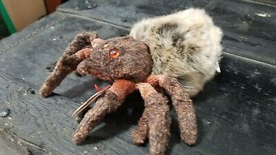 e0c1b80ea8f TY Beanie Baby - HAIRY the Spider (6 inch) - MWMTs Stuffed Animal Toy