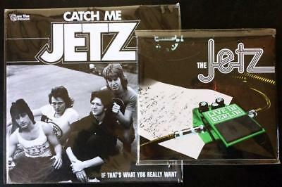 Jetz '40th anniversary' - Catch Me 45rpm + Live in Berlin cd