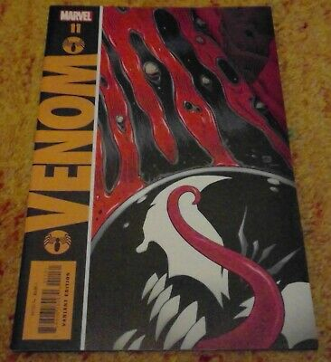 Venom #11 Dave Gibbons Variant Cover - Donny Cates - Marvel Comics 2019 NEW