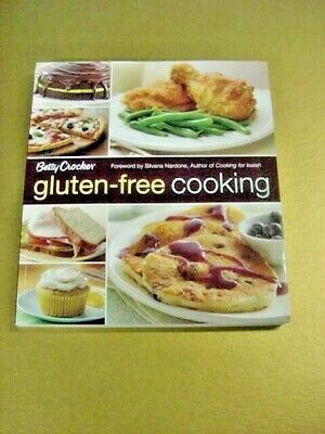Betty Crocker Gluten-Free Cooking - Free Shipping - Over 150 Recipes