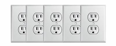 Electrical Outlet Stickers 15Pack Prank Fake Joke Funny Custom Decal HQ  Awesome