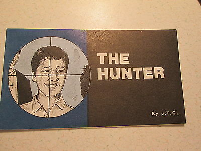 The Hunter - Jack Chick Tract - 1987 - OOP - !st Print?