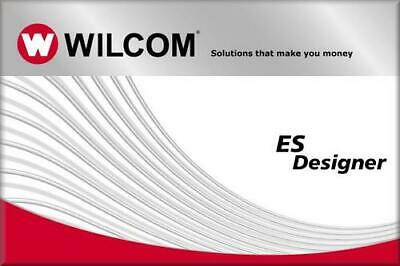 wilcom v9 embroidery software cracked with 1000's of stock logos craft