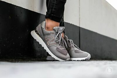 ae69f30a470 New Balance 574 Classic Grey Rose Gold WL574FSC women s sneakers size 6 NEW