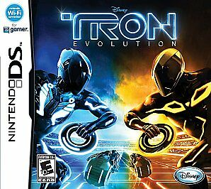 Brand New / Factory Sealed: TRON - Evolution Nintendo DS - Free Shipping