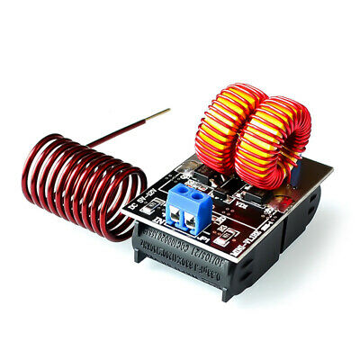 Mini ZVS Non-tap Finished Induction Heating Module Tesla Jacobs Ladder Drive