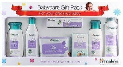 Himalaya Herbal Baby Care Products Gift Pack 7 free shipping